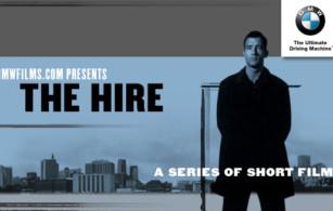 Клайв Оуэн: «В прокат с водителем BMW» | «The Hire»